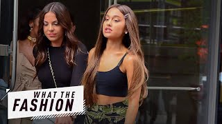 Ariana Grande's Outfit Costs How Much?! | What the Fashion | Ep. 34 | E! News