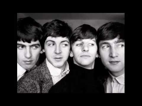 The Beatles-She Loves You (With Lyrics)