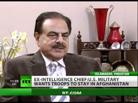 Gen. Hamid Gul: US attack on Pakistan will turn region into inferno