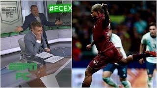 Alejandro Moreno re-enacts Josef Martinez's penalty run | Extra Time