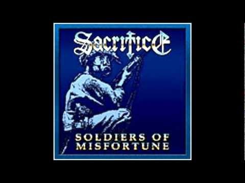 Sacrifice - A Storm In The Silence