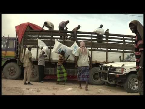 Somalia: Mogadishu Aid Distribution