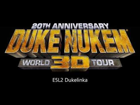 Duke Nukem 3D 20th Anniversary World Tour Soundtrack