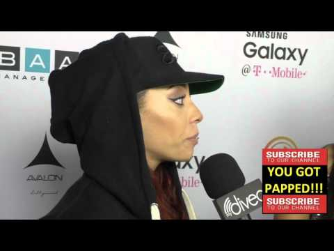 Erin Bria Wright at the T Boz Unplugged at Avalon Nightclub in Hollywood