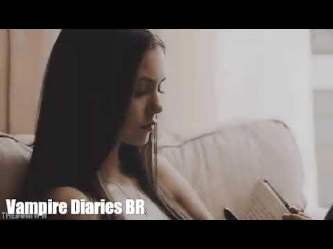 Garotas não merecem chorar - Tvd