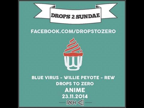 Blue Virus, Willie Peyote & Rew - Anime (prod. Drops To Zero) - #D2S