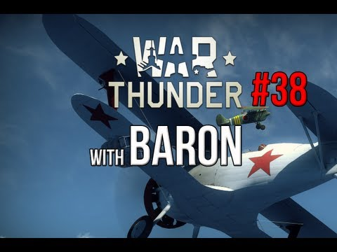 War Thunder #38 - XP Farming in Russian Reserves over Krymsk