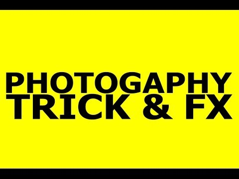 High-Sync Photography Tutorial for Still Life Subject Shoot in Water Tank