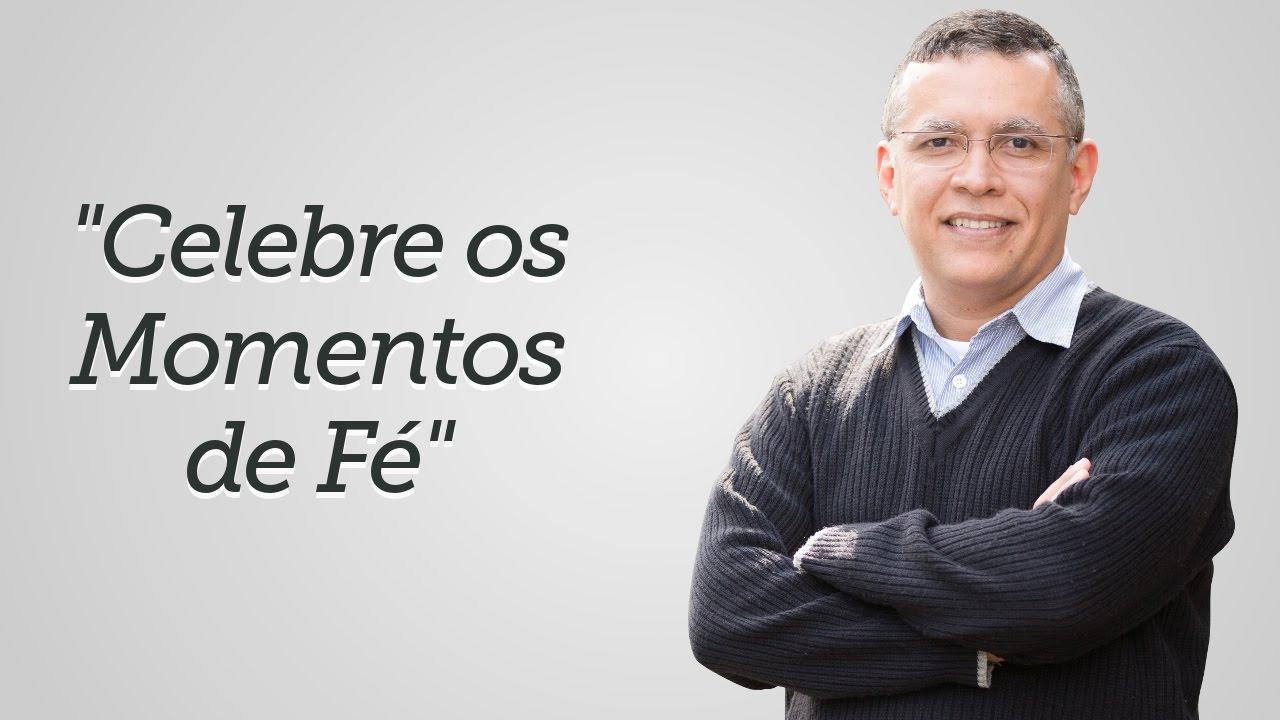 """""""Celebre os Momentos de Fé"""" - Daniel Santos"""