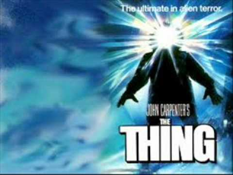 The Thing Soundtrack - Bestiality video