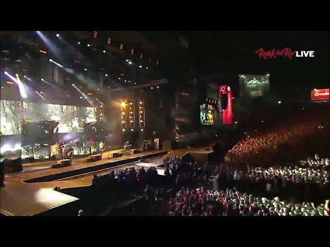 Linkin Park - The Catalyst/The Requiem Intro + Guilty All The Same (Live Rock In Rio 2014)