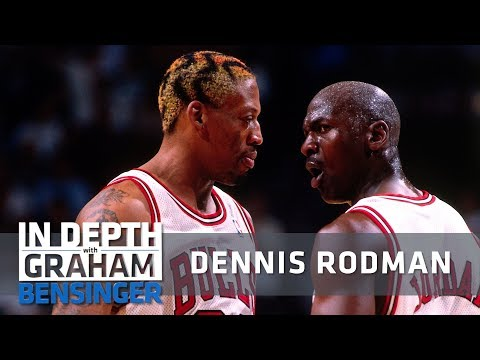 Dennis Rodman interview: I never talked to Michael Jordan