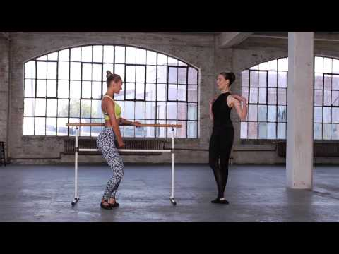 Train Like An Angel 2014:  Candice Swanepoel Full-body Workout video