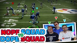 These are the 3 greatest MUT Squads Players to ever step foot on earth... MUT SQUADS #2