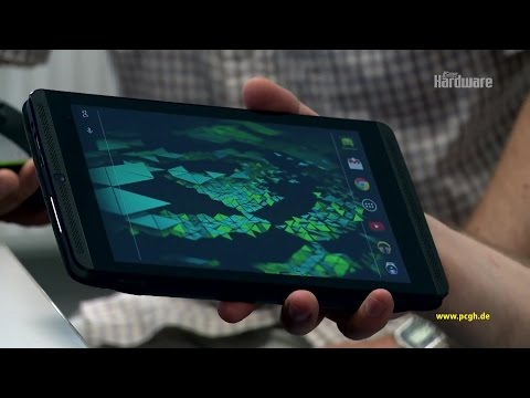 Nvidia Shield Tablet im PCGH-Testlabor: Hands-on, Streaming- und Spiele-Test