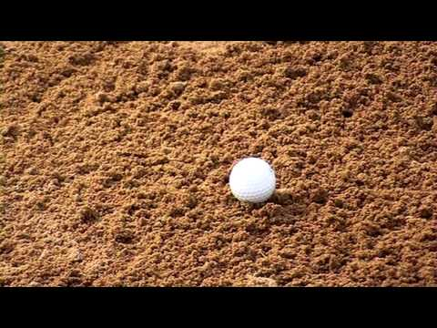Lee Westwood Tips: Improving Your Bunker Play