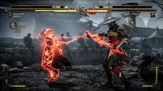 MORTAL KOMBAT 11 - Full Demo Gameplay (Pro Player Exhibition 2019)