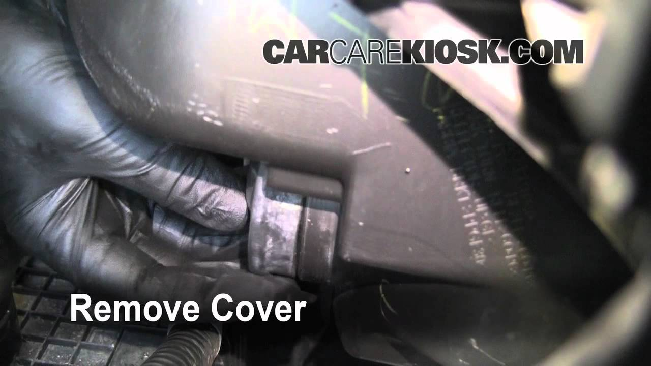 How To Change A Burnt Out Headlight Brake Light Turn