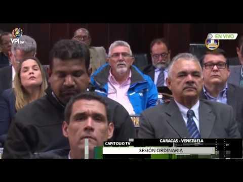 Fiscal Luisa Ortega Díaz llegó a la Asamblea Nacional
