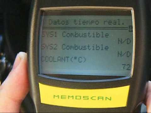 Demostración del Scanner MemoScan U581 www.multiscanners.co.cc Chile