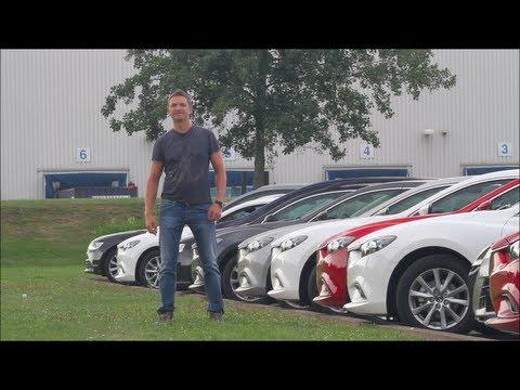 Тест Mazda 6 с мотором 2.5