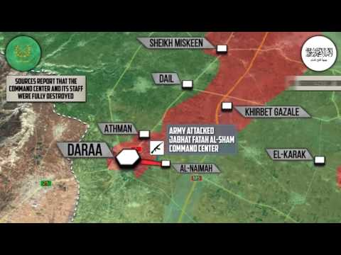 Война в Сирии. 16 декабря 2016  Военная обстановка в Сирии  Алеппо официально освобожден