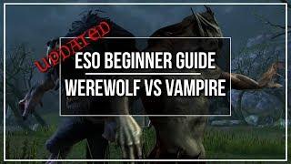 download lagu Eso Beginner Guide - Vampire Vs Werewolf Updated gratis