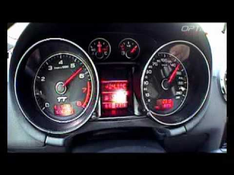 0 - 200 km/h : Audi TT 2.0 TFSI by Abt (Option Auto)