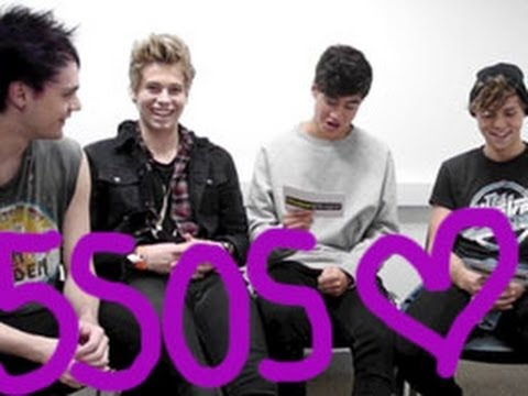 5SOS month video 1: The Serious Lyrics Game