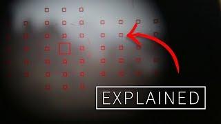 DSLR Autofocus Explained! Cross type, Dual Cross type AF Points?