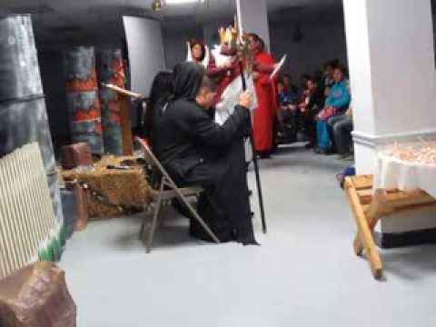 Obras de Teatro para Evangelizar - Pastorela Navideña Ahí Viene Herodes