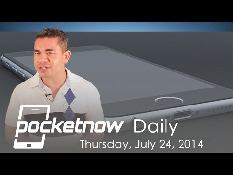 iPhone 6 separate launch strategy, Galaxy Alpha, Xperia Z3 & more - Pocketnow Daily