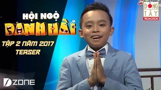 PHI NHUNG 'THỊ PHẠM' CHO CON CƯNG HỒ VĂN CƯỜNG  HỘI NGỘ DANH HÀI 2017- TẬP 2 TEASER (28/01)