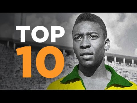 Top 10 Goalscorers In Football History