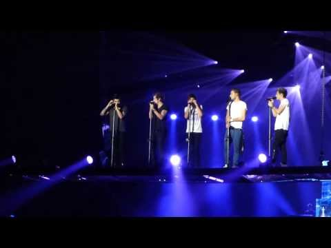 One Direction - Moments Take Me Home Tour in Japan 2013.11.03