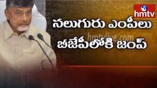 కేశినేని నాని-బుద్దా ట్వీట్ వార్పై బాబు మౌనమేంటి? || Political Circle | hmtv