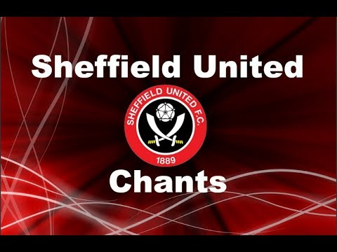 Sheffield United's Best Football Chants Video   HD W/ Lyrics ft. Greasy Chip Butty