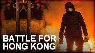 China's Tiananmen moment in Hong Kong