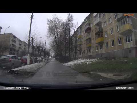 Серпухов ДТП 04.12.2013