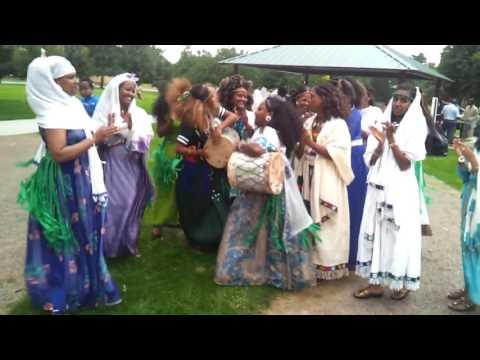 Ethiopian Ashenda aka Shadey Celebration In USA Denver, CO