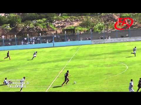 FATV 14 Fecha 14 - J. J. Urquiza 0 - Talleres 0