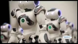CHUYEN LA DO DAY   ROBOT  DIEU OANH