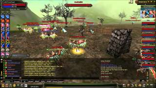 Knight Online Atlantis Ardream HeartsBreaker Clan ITookaTLeeI Pk Movie Vol1