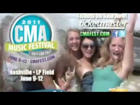 CMA Fest heats up June 9-12!