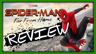 TeamFourStar Reviews Spider-Man: Far From Home! (SPOILERS + SPOILER-FREE) - TFS Reviews
