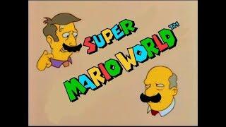 Steamed Hams but it's Super Mario World