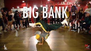 Yg Feat 2 Chainz Big Sean Nicki Minaj Big Bank Choreography By Tricia Miranda