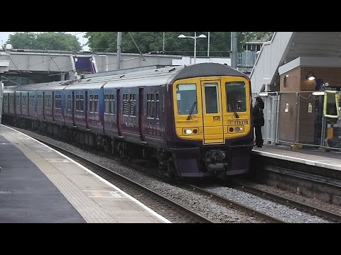 A collection of clips celebrating the end of First Capital Connect. First Capital Connect were a TOC operating across the north and south of London using a variety of EMUs. Starting in April...
