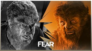 The Wolfman Transformations   Side By Side
