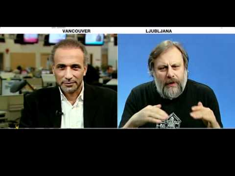 Žižek on Egypt: Falling in Cartoon motion